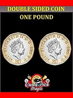 DOUBLE HEADED COIN 10 Pence//HEADS ON BOTH SIDES DOUBLE SIDED COIN 10p