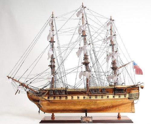 Constitution Copper Bottom E.E Boat