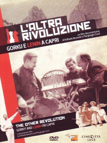 The Other Revolution ( L'Altra Rivoluzione ) ( The Other Revolution - Gorky and Lenin on Capri ) [ NON-USA FORMAT, PAL, Reg.2 Import - Italy ]