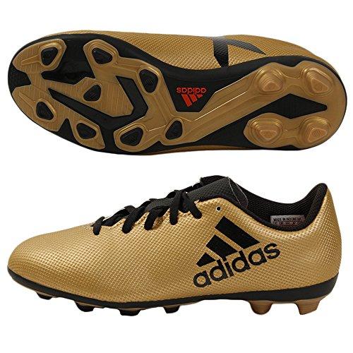 4 Rojsol rouge Negbas Fxg Football Or Adidas noir 17 Enfant 000 Mixte X J Chaussures Multicolore ormetr De UExfaHwqf