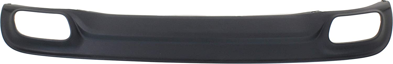 Valance for Dodge Charger 15-17 Rear Textured