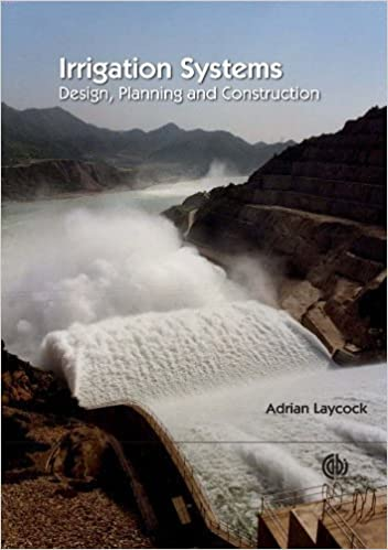 Book Irrigation Systems: Design, Planning and Construction by Adrian Laycock (2011-05-06)