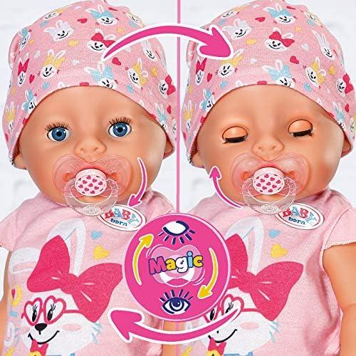 43cm BABY Born Zapf 827086 Soft Touch Badepuppe