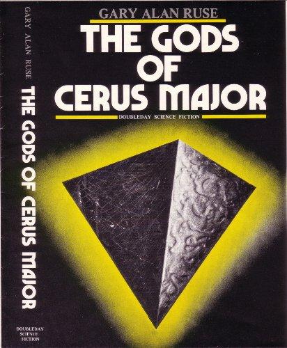 The Gods Of Cerus Major  Doubleday Science Fiction