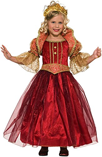 Forum Novelties Children's Costume Teenz - Renaissance Damsel - Small (4-6) (Princess Costumes For Teens)