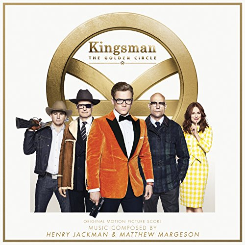 Kingsman: The Golden Circle (O...