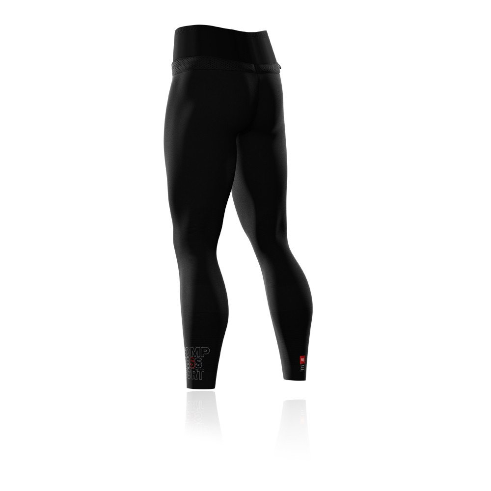 Compressport Under Control Trail Running Full Tight - SS19 - Medium - Black by Compressport (Image #4)