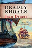 Front cover for the book Deadly Shoals by Joan Druett