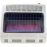 Mr. Heater Corporation F299733 MHVFBF30NGBT 30Kvent Free Blue Flame Naturalgas Heater W/Blower