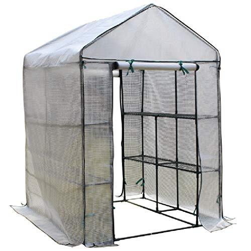 Amazon.com: ZAQ - Mini invernadero portátil para invierno ...