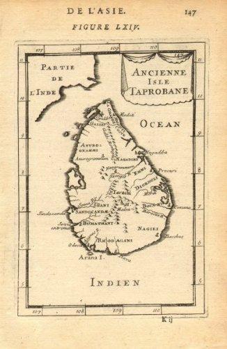 Sri Lanka Karte Zum Drucken.Antiqua Print Gallery Antike Ceylon Sri Lanka Ancienne Isle