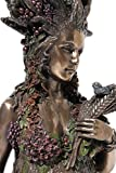 Gaia the Greek Primordial Goddess Of Earth Cold