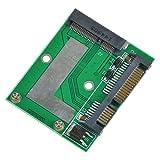 SLLEA Mini Pci-e MSATA SSD to 2.5 SATA 6.0 GPS Adapter Converter Card Module Board