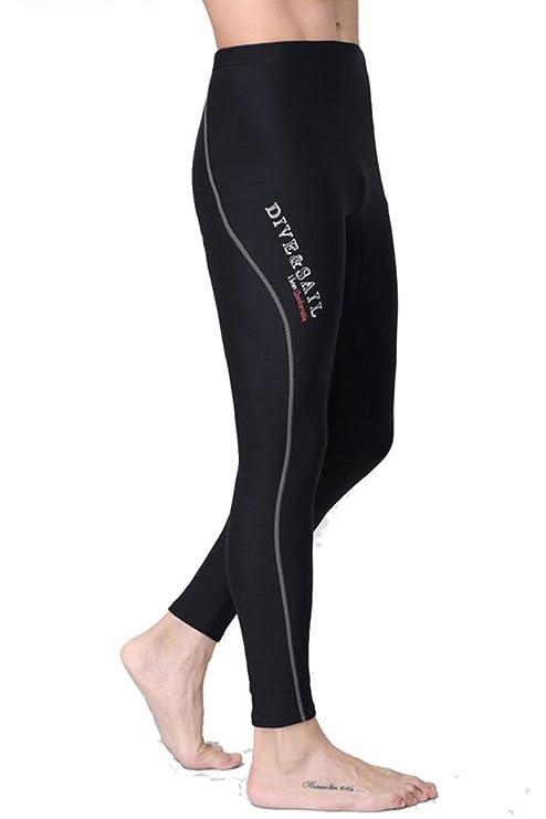 Cokar Traje Pantalones 1,5 mm de Neopreno de Buceo Surf natación ...