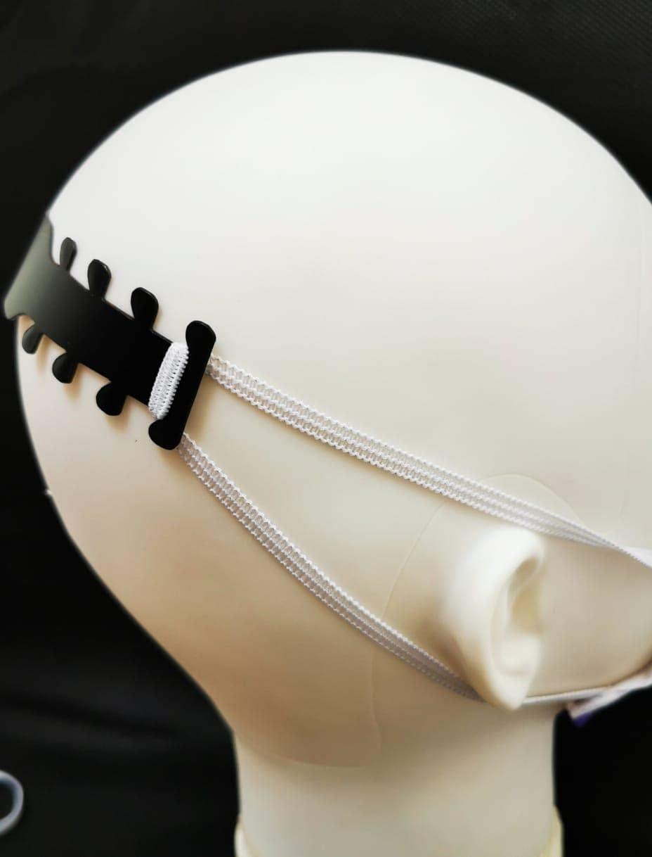 Evita el dolor producido por el uso continuo de mascarillas 20 piezas de salvaorejas