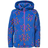 #9: Trespass Childrens Girls Luella Hooded Fleece Jacket