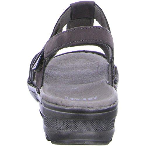 Sandales Ara Femme Gris Hawaii Street Epxapwfq