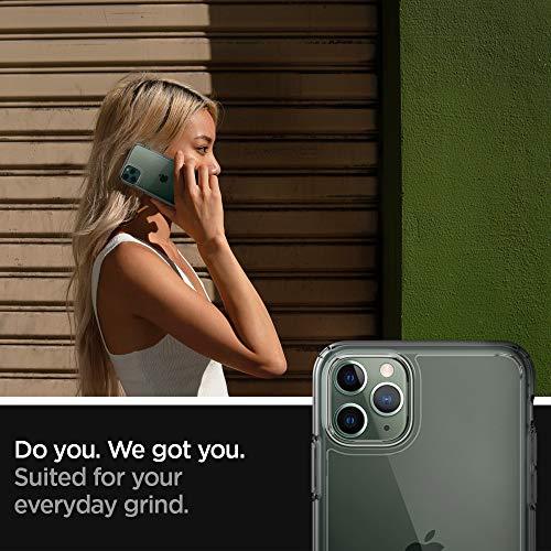 Spigen Ultra Hybrid Designed for iPhone 11 Pro Max Case (2019) – Crystal Clear