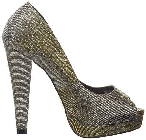 Kitty Gold Bronze Carvela Tacones Mujer CTnSRq7WUw