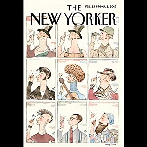 The New Yorker, February 23rd & March 2nd 2015: Part 2 (Jon Lee Anderson, Zadie Smith, Emily Nussbaum) Periodical
