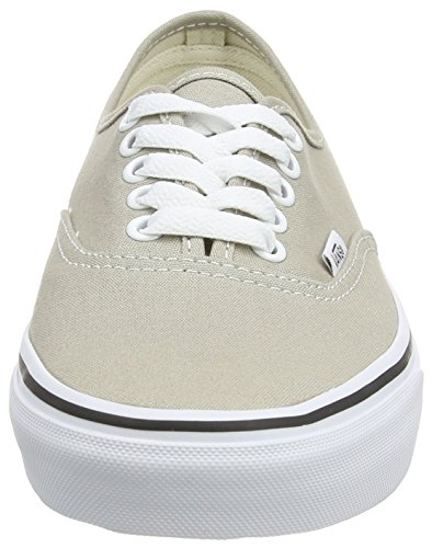 Vans Casa Unisex Zapatillas White True Authentic de Gris por U Adulto Aluminum Estar rRYSq1rx