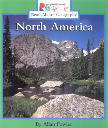 Download North America (Rookie Read-About Geography) ebook