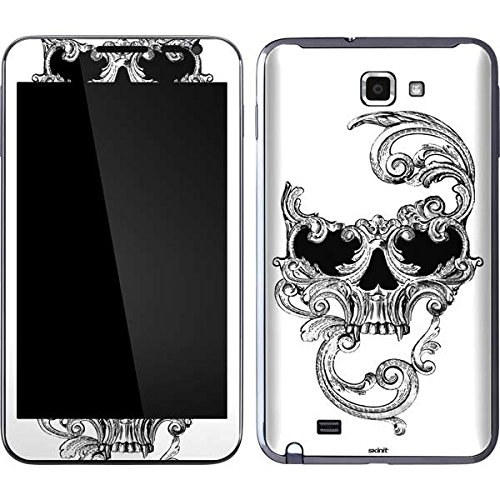 Skull & Bones Galaxy Note LTE AT&T Skin - Alchemy - Venetian Mask Of Death Vinyl Decal Skin For Your Galaxy Note LTE - The Stores Venetian At