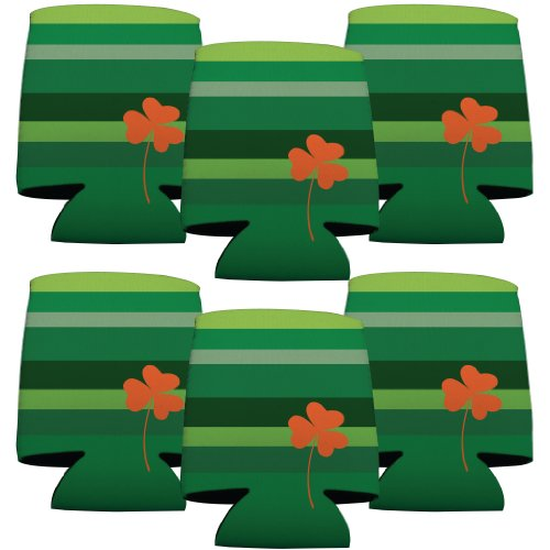St Patricks Day Can Cooler product image