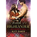 Touch of a Highlander (Arch Through Time Book 2)