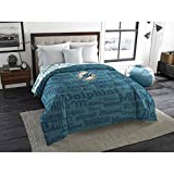 NFL Miami Dolphins Bedding Set, Twin