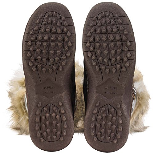 Legendary Whitetails Women's Arctic Snow Boots Brown 9 by Legendary Whitetails (Image #4)