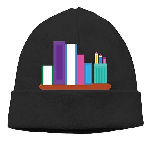 be499140a Amazon.com: BaiRIhe Beanie Knit Hat for Man Women Skull Cap Office ...