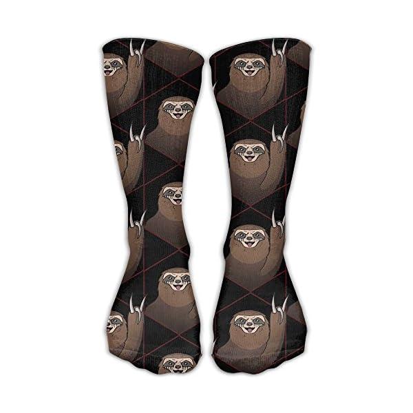 Metal Sloth Funnyunisex Comfortable Casual Crew Socks Sport Socks -