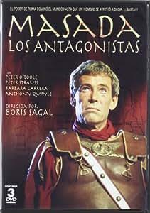 Masada: Los Antagonistas [DVD]