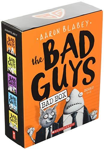 The Bad Guys Box Set: Books 1-5