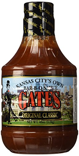 Gates Bar-B-Q Sauce (Original Classic - 40 Oz. Bottle)