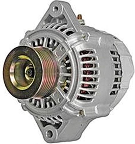 NEW 12V 140A ALTERNATOR FITS JOHN DEERE 7000 8000 TRACTORS 1002116420 RE46608 ()