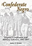 The Confederate Negro, James H. Brewer, 0817354867