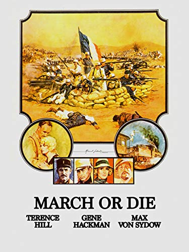 March or Die - Gathered Edge