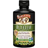 Barlean's Organic Oils Olive Leaf Complex Peppermint Flavor, 16-Ounce Bottle