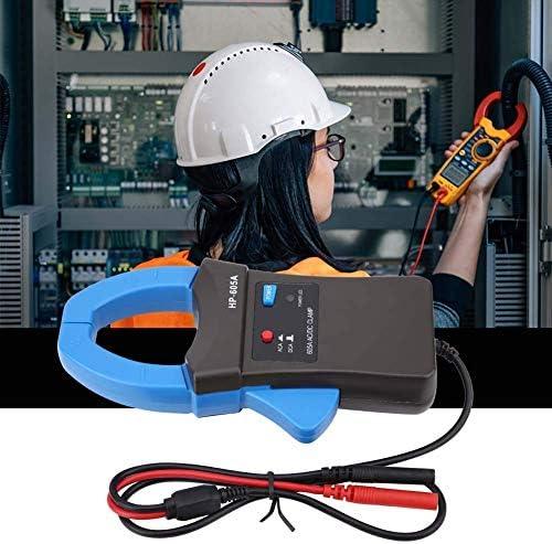 Yadianna 電流クランプアダプタ、600A DC/試験プローブとAC電流クランプアダプタクランプオンメーターテスター