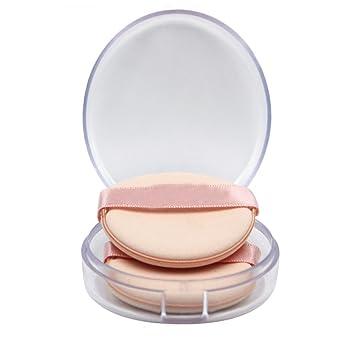 2 Pcs Rund Make Up Doppelseitig Face Blender Kosmetik Foundation