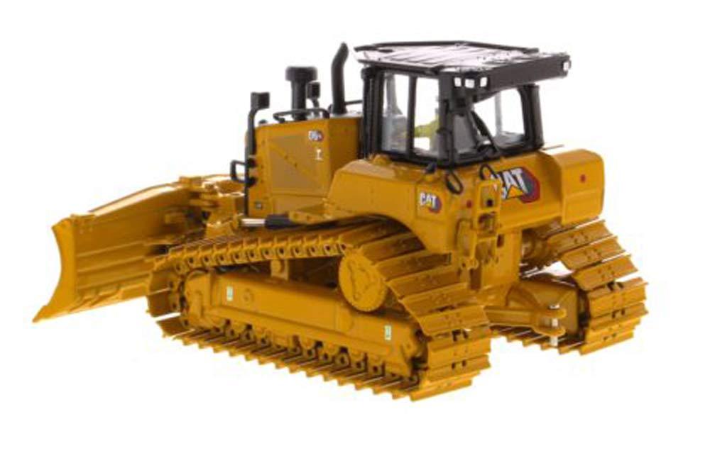 Echelle 1//50 CATERPILLAR DCM85554-Bulldozer D6 XE LGP Dispo Juin