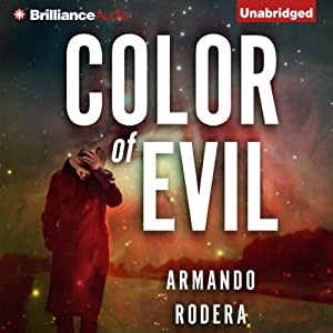 Color of Evil Audiobook