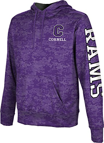 ProSphere Men's Cornell College Digital Pullover Hoodie XXXL