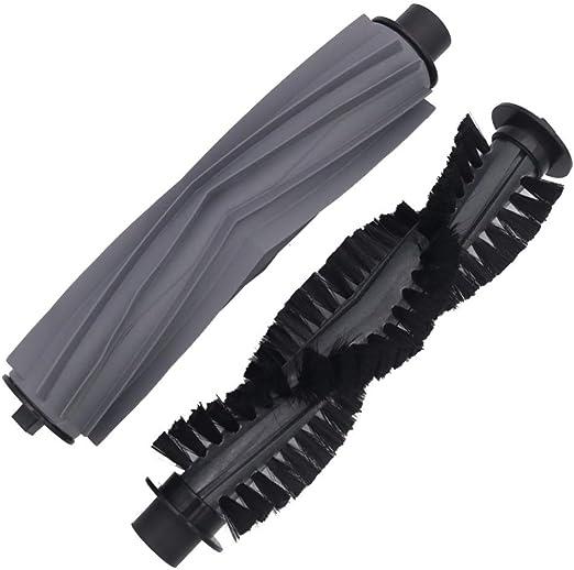 YTT 2 pcs (de pelo rollo +) cepillo de cerdas de los principales ...