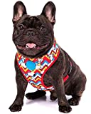Snoopy Dog Harness for Small Dogs & Large Breeds | Exclusive Peanuts Licensee Mesh Dog Harnesses for small dogs to XL - Comfortable Fit, Soft Safety-Tested | No Pull Dog Vest for Puppy, xsmall - large