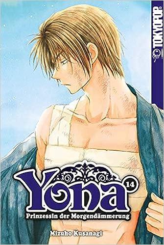 Prinzessin der Morgendämmerung Band 11 Tokyopop Manga Yona