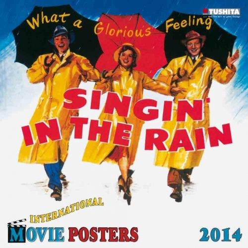 International Movie Posters, Broschürenkalender 2014 (Media Illustration)