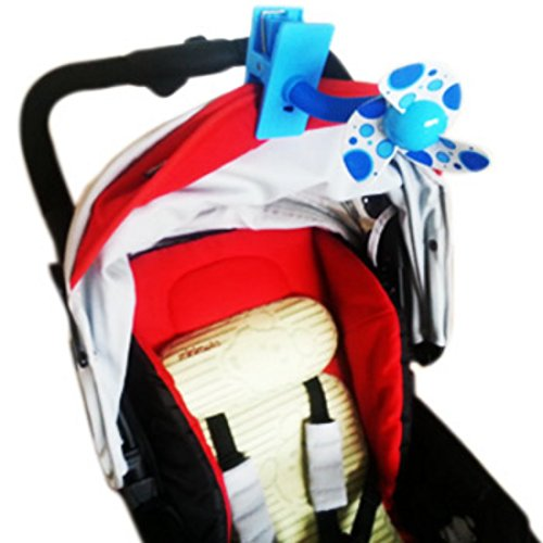 KF Baby Clip-On Mini Stroller Fan, Blue by KF baby (Image #3)